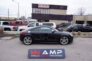 2012 Audi TTS 2.0T Auto Navigation Ready 1 owner.
