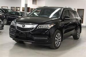 2015 Acura MDX TECHNOLOGY PKG/LANE KEEP ASSIS/BLIND SPOT ASSIST