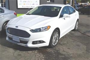 2015 Ford Fusion SE - NEW ARRIVAL
