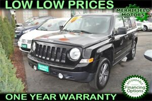 2014 Jeep Patriot Sport North - 4 Wheel Drive - $43 a Week