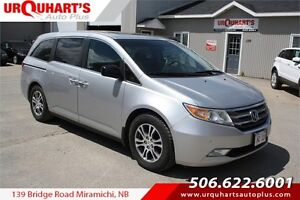 2011 Honda Odyssey EX-L! LEATHER! SUNROOF!