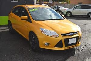 2012 Ford Focus SE - ONLY $33 a week - PRICE REDUCED