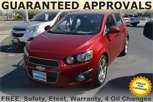 2012 Chevrolet Sonic LT - SUNROOF, BLUETOOTH