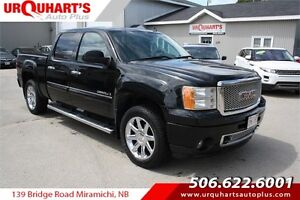 2008 GMC Sierra 1500 Denali! LOADED! LOW KMS!