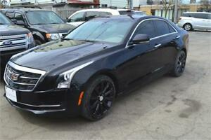 2015 Cadillac ATS4 , LEATHER SEATS, SUNROOF, BOSE SPEAKERS