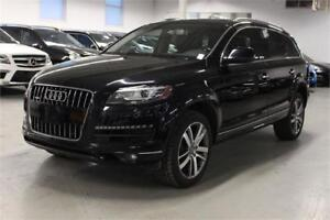 2013 Audi Q7 3.0T NAVIGATION/PUSH START/BLIND SPORT ASSIST/PANO
