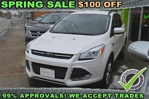 2014 Ford Escape SE -- $66 Weekly -- APPLY ONLINE