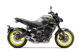 2018 Yamaha MT-09- Factory Order- No Payments For 1 Year**