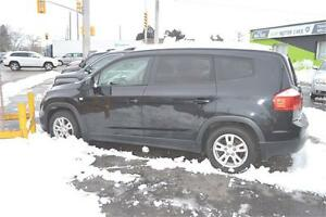 2012 Chevrolet Orlando LT2 with sunroof