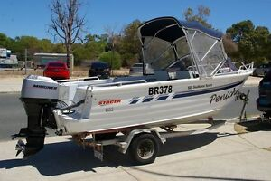 Stacer 525 Sea Master Sports 2002 model Joondalup Joondalup Area Preview