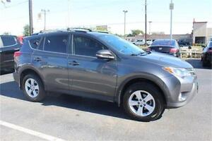 2013 Toyota RAV4 XLE-AWD-SUNROOF-REAR CAM-ONLY 61KM
