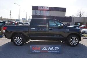 """2011 Toyota Tundra Limited Leather 4x4 5.7L, Roof,20""""Luxury Rims"""