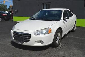 2006 Chrysler Sebring Sdn Touring - INCLUDES 2 YEAR WARRANTY