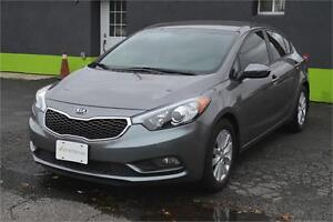 2015 Kia Forte EX :::: $35 a week :::: QUICK LOAN APPROVAL!