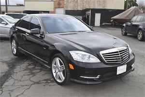2012 Mercedes-Benz S-Class S550 4-MATIC - Drive for $89 Weekly