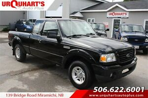 2008 Ford Ranger Sport! LOWS KMS!!