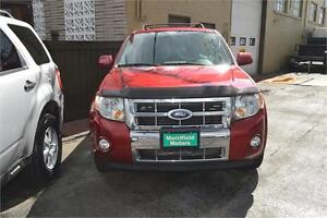 2008 Ford Escape Limited 4WD - Sunroof - Leather Windsor Region Ontario image 2