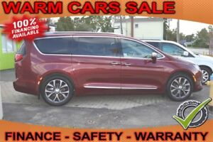 2017 Chrysler Pacifica Limited & Auto Loan for $139 per Week