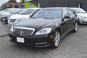 2012 Mercedes-Benz S-Class S550 4-MATIC,  - INTUITIVE TECHNOLOGY