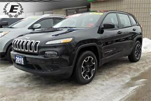 2015 Jeep Cherokee Sport NEW RIMS & TIRES
