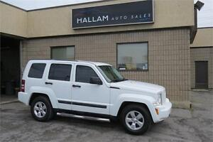 2011 Jeep Liberty 4x4 TRAIL RATED.