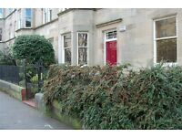 SPOTTISWOODE STREET - Lovely spacious main door property available in the sought after Marchmont