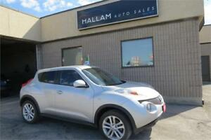 2013 Nissan JUKE SV, Low kms, Bluetooth, Cruise Control
