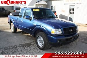 2008 Ford Ranger Sport! ONLY 80,000KMS! MINT!