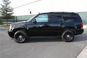 2014 Chevrolet Tahoe Police Vehicle **5 TO CHOOSE**
