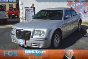 2009 CHRYSLER 300 Limited - SUNROOF, LEATHER, POWER SEATS