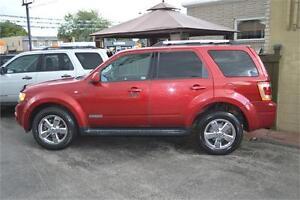 2008 Ford Escape Limited 4WD - Sunroof - Leather Windsor Region Ontario image 8