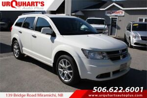 2011 Dodge Journey R/T AWD! LEATHER! 3RD ROW!