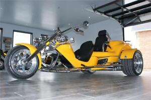 2018 Rewaco RF2 ST-2 Tour Back Turbo 7-Speed Automatic Trike