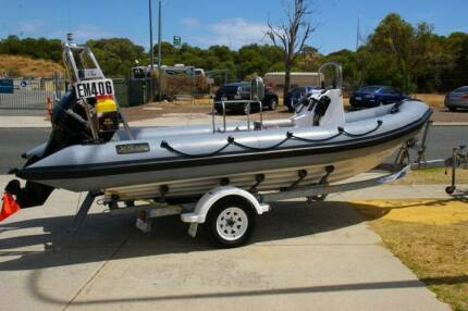 XS Ribs XS 600 Rib Inflatable Boat 2012