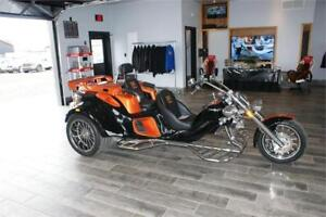 2018 REWACO RF2 GT TOUR BACK TURBO 7-SPEED AUTOMATIC TRIKE