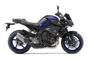 2018 Yamaha MT-10- Factory Order- Free Delivery in the GTA**