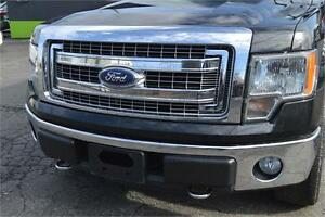 2013 Ford F-150 4WD SuperCrew XLT, LEATHER SEATS - BACKUP CAMERA