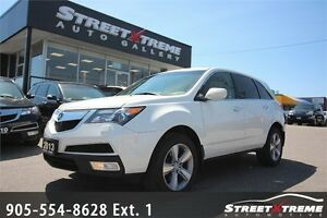 2013 Acura MDX Tech Pkg|ACCIDENT FREE|7 PASSENGER|NAVI|SUNROOF