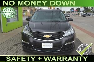2014 Chevrolet Traverse LS FWD w/PDC, OWN for $79 Week, Seats 8
