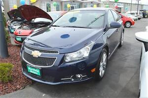 2011 Chevrolet Cruze LT2 - DRIVE FOR $50 a week