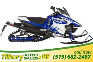 2017 Yamaha SRVIPER R-TX brand new 3 AVAILABLE!!
