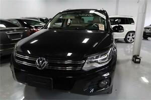 2013 Volkswagen Tiguan Comfortline|NAVI|SUNROOF|LEATHER