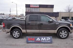 2007 Ford F-150 FX4 Leather Short Box