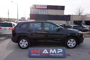 2014 Jeep Cherokee Sport FWD AUTOMATIC