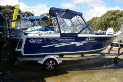 Quintrex 510 Freedom Sport 2012 model 80hp 4 stroke Joondalup Joondalup Area Preview
