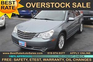 2009 Chrysler Sebring Sedan LX, WE SUPPLY FINANCE