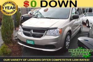 2013 Dodge Grand Caravan SE - LOW PAYMENTS OF $59 a week