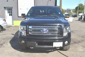 2013 Ford F-150 LIMITED - - Apply for Credit Here