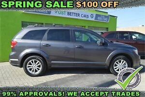2014 Dodge Journey SXT -- $49 Weekly ---- SEATS 7 PASSENGERS