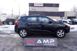 2013 Hyundai Tucson GL AWD AUTO HEATHED SEATS BLUETOOTH